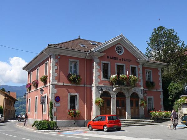 Serurier Passy Ville Mairie